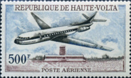 Ref. 344458 * NEW *  - UPPER VOLTA . 1968. AIRCRAFTS. AVIONES - Upper Volta (1958-1984)