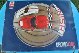 Rare Circuit Automobile Polistil Dromo-car 1/43 - Road Racing Sets
