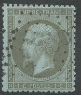 Lot N°43601   N°19, Oblit  Bureaux Supplémentaire GC 4465 Villecomtal-sur-Arros, Gers (31), Ind 13 - 1862 Napoleone III