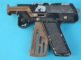 Rare Pistolet à Amorces Brownie Gun - Toy Memorabilia