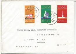 ALEMANIA BIELEFELD CC SELLOS JUEGOS OLIMPICOS MONTREAL LUCHA VELA GIMNASIA - Verano 1976: Montréal