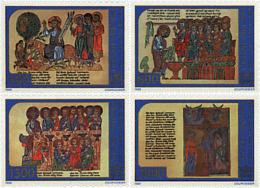 Ref. 30743 * NEW *  - VATICAN . 1998. HOLY YEAR 2000. ILLUSTRATIONS. AÑO SANTO DEL 2000. ESTAMPAS - Vatican