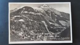 Amsteg - Kraftwerkanlagen Der Gotthardbahn - UR Uri