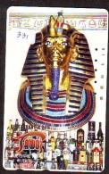 Télécarte Japon Egypte (331) SPHINX * PYRAMIDE * TELEFONKARTE EGYPT Related *  Ägypten Phonecard Japan * - Paysages