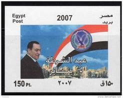 EGYPTE - 2007 - BLOC  N°102 ** Journée De La Police - Blocks & Sheetlets