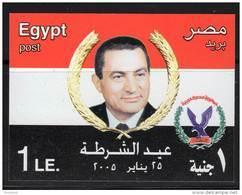 EGYPTE - 2005 - BLOC  N°95 ** Journée De La Police - Blocks & Sheetlets