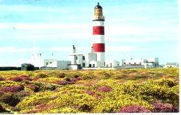 ISLE OF MAN - POINT OF AYRE LIGHTHOUSE - Isle Of Man