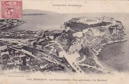 MONACO LA PRINCIPAUTE (dil380) - Monaco