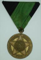 "Hongrie Hungary Ungarn 1920 "" Buda-Pesti Sport Club 1900 "" - Médailles & Décorations"