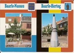 Groeten Uit  Baarle-Nassau - Baarle-Hertog - Baarle-Hertog