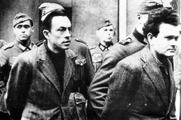 WW2 - Résistants Communistes Français Arrêtés Par Les Allemands En Avril 1942 - 1939-45
