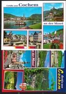 2 X Ansichtskarte Aus Cochem - Cochem