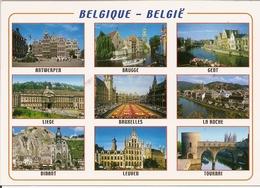 Groeten Uit Belgie (6 Zichten) - Belgien