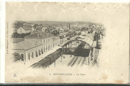 Montbeliard La Gare - Montbéliard