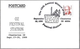 MAGO DE OZ - WIZARD OF OZ - Perro TOTO - Dog TOTO. Chesterton IN 1999 - Kino