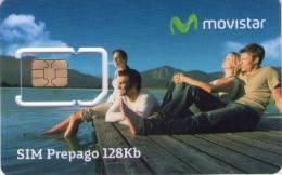 Lote TT225, Colombia, Tarjeta Telefonica, Phone Card, Movistar, SIM Prepago, Prepaid, Mint, 2013, 128kb - Colombia