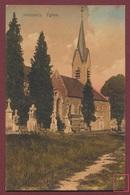 Messancy Belgique : Eglise Carte Colorisée - Messancy