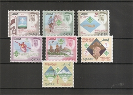 Qatar - Scoutisme ( 316/322 XXX -MNH) - Qatar