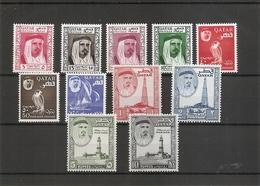 Qatar - Scoutisme ( 26/36 X -MH) - Qatar