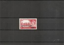 Qatar ( 14 XXX -MNH- Type II) - Qatar
