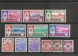 Asie - Mascate Et Oman ( 76/87 XXX -MNH) - Stamps