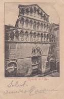 CARTOLINA - POSTCARD - PISA - RICORDO DI PISA - Pisa