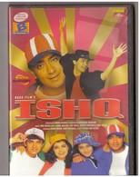DVD Indien Ishq (Romance). Amir Khan. Sous-titres Français. English Subtitles. - Romantique