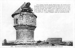 RUINES DU MOULIN DU DIABLE PRES GUERANDE - Guérande