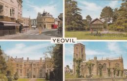 YEOVIL MULTI VIEW - England