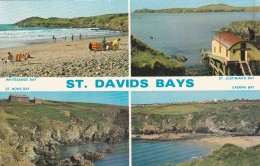 ST DAVIDS BAYS MULTI VIEW - Anglesey