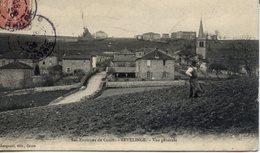 42 Les Environs De Cours - SEVELINGE - Vue Générale - Animée - France
