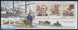 Greenland 2004 Sverdrup S/s, Joint Issue Canada, Norway, (Mint NH), Transport - Ships And Boats - History - Explorers - - Nuovi