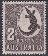 Australia ASC 244 1948 2 Sh Brown Crocodile, Mint Never Hinged - Mint Stamps