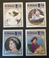 St. Helena  - MNH** - 1985 -  # 428/431 - Saint Helena Island
