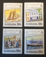 St. Helena  - MNH** - 1984 -  # 412/415 - Saint Helena Island