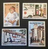 St. Helena  - MNH** - 1984 -  # 420/423 - Saint Helena Island