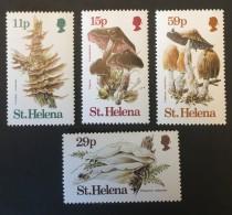 St. Helena  - MNH** - 1983 -  # 390/393 - Saint Helena Island