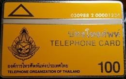 THAILAND - L&G - 1st DEMO - 902A - 100 Baht - Mint - EXTREMELY RARE - Thaïlande