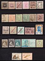 TIMOR - PORTUGAL - Colonie Portugaise - 1885 à 1956 - 24 Timbres Neufs Et Oblitérés - Timor
