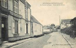 MEZIERES En DROUAIS-le Bureau De Postes-route De Marsauceux - Otros Municipios