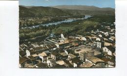 CPSM GF -  SAINT-RAMBERT D'ALBON - Vue Générale Aérienne Et Le Rhône  - Circulée  - - Autres Communes