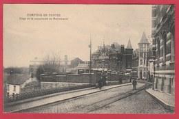 Morlanwelz - Comptoir Du Centre - Siège De La Succursale ( Voir Verso ) - Chapelle-lez-Herlaimont