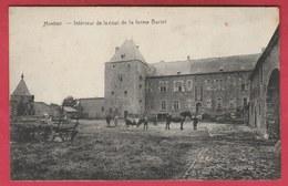 Hontoir - Intérieur De La Cour De La Ferme Burlet - 1926 ( Voir Verso ) - Onhaye