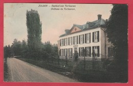 Zolder - Kasteel Van Terlaenen - 1922 ( Verso Zien ) - Heusden-Zolder