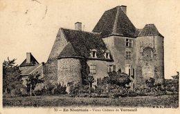 Verneuil Vieux Chateau - France
