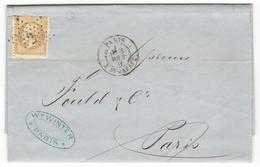 4327 - Précurseur Roulette - Storia Postale