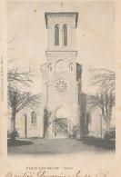 71 // FLACE LES MACON   Eglise - France