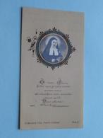 1928 > Bernadette Soubirous ( Voir Details Svp / Zie Foto's Aub ) ! - Religion & Esotericism