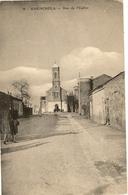 KHENCHELA - Rue De L'église    155 - Autres Villes