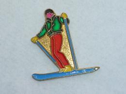 Pin's SKIEUR  09 - Winter Sports